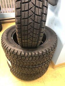 225/65/17 New winter tires