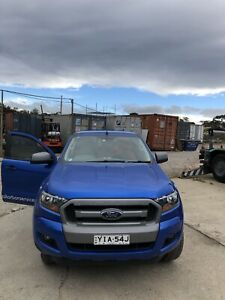 2018 Ford Ranger Xls 3.2 (4x4) 6 Sp Automatic Dual Cab Utility