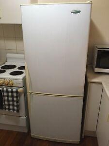 Large fridge freezer Westinghouse upside down style