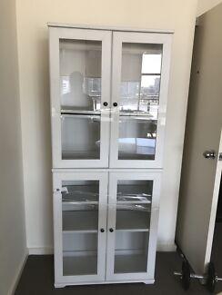 White cabinet Ikea