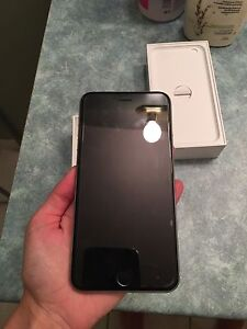 Unlocked iPhone 6 Plus, 16GB space grey for sale!! Kitchener / Waterloo Kitchener Area image 1