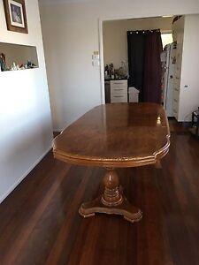 Dining table Golden Beach Caloundra Area Preview
