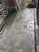 Interlock Driveway, Interlocking Patio, Steps, Landscape company