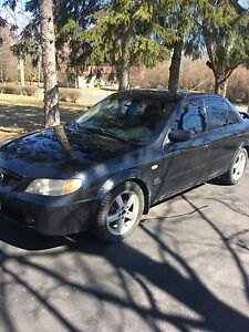 2003 Mazda Protege ES $1800 AS-IS runs great