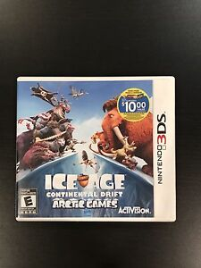 Nintendo 3DS Ice Age