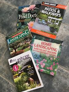9 Books Decks, Gates, Fences, Landscape