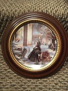 "Trisha Romance ""Star of Wonder ""Collector Plate"