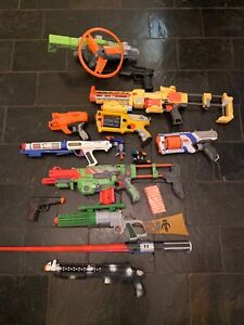 Nerf gun and others bundle