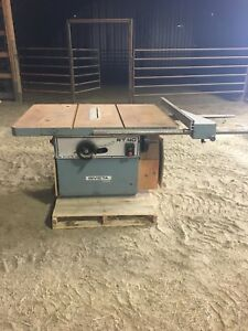 Commercial Table Saw Invicta RT40