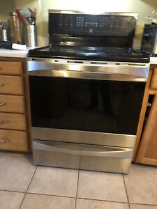 Kenmore elite stove for parts