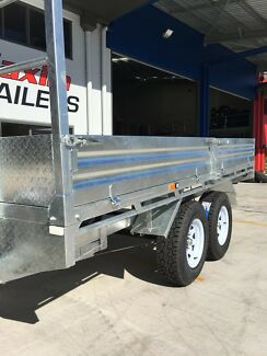NEW FLAT TOP TRAILERS IN STOCK
