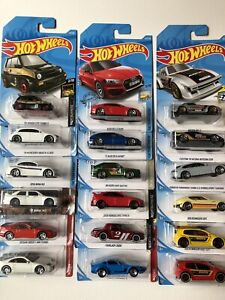 2019 Hot Wheels Imports Collection