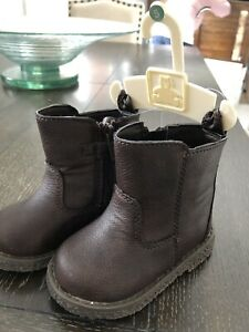 3 pairs size 5 toddler boots