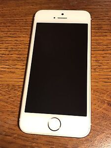 Mint condition iphone 5s gold 16gb unlocked