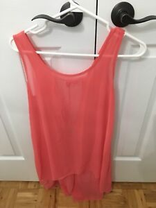 Mendocino Summer Top Size Small