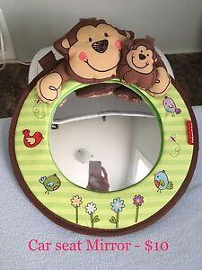 Back seat Child Mirrors