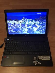 Gateway NV51B02h laptop AMD Dual-Core E-350 640 gb 6Gb