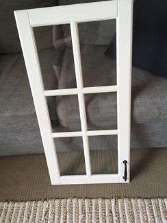 Wanted: 40x80cm glass ikea bodbyn overhead door