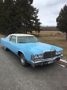 77 Chrysler newport