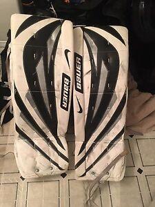 Bauer One 55 goalie pads