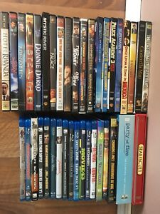 Blu-rays & DVDs for sale - Mint Condition