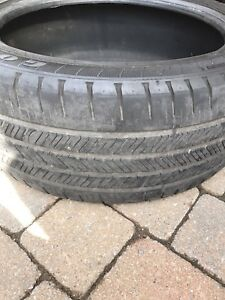 GOODYEAR EAGLE LS2 RUNFLAT 245/45/19 BMW CERTIFIED