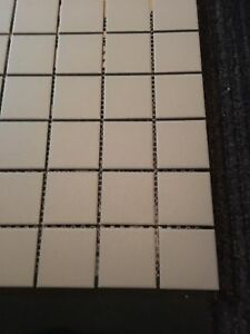 15 sq. Ft. Available Shower floor tiles