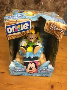 Disney Mickey Mouse Dixie cup dispenser.
