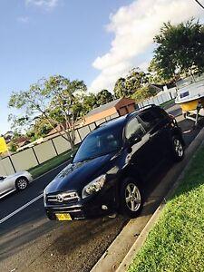 Toyota RAV4 SX6 Bankstown Bankstown Area Preview