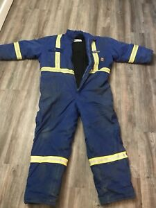 FR Storm Master Insulated Worksuit