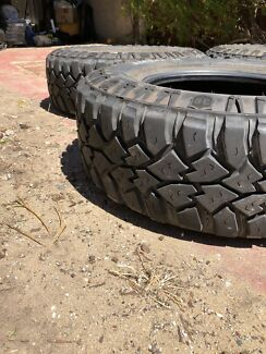 Mickey Thompson Deegan 38 4WD tyres