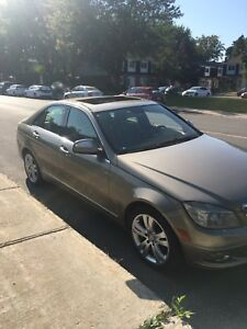 Mercedes c300 4 matic  2008