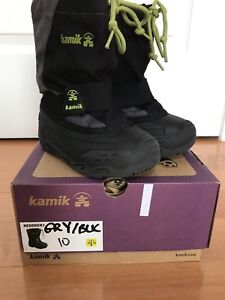 Kamik TODDLER Winter boots - size 10