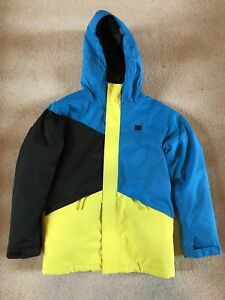 Boys DC Snow Jacket and Pants - Youth Large