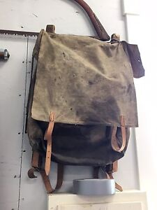 """""""Trapper Nelson"""" Back Pack"""