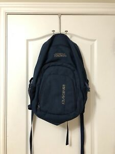 Backpack; navy; very durable