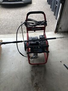 Homelite Pressure Washer - Gas Powered