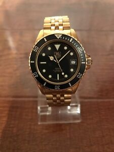 Tag Heuer 1000 Wolf of Wall Street