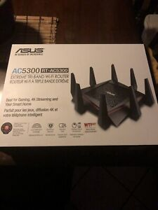 Asus AC5300 - High speed gaming router