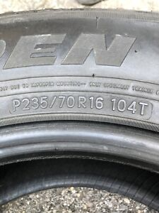Toyo Open Country P235/R16  104T
