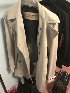 Burberry Trench Coat SIZE 5UK 4US