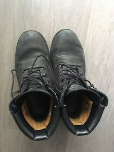 Timberland Black Boots - Good Condition