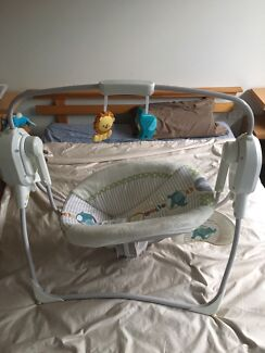 Wanted: Fisher Price New Born Swing