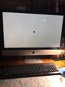 27 inch IMAC 1TB HARD DRIVE AS NEW 8gig RAM Tenambit Maitland Area Preview