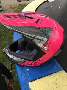 HJC youth ATV helmet