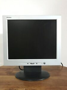 """17"""" monitor - old but works."""