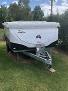 Camper trailer Mount Cotton Redland Area Preview