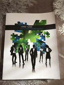 Human Resources college textbook