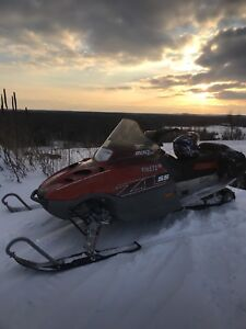 Arctic Cat 800 ZL SS with reverse