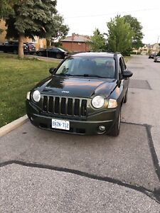 2008 Jeep Compass 155km only